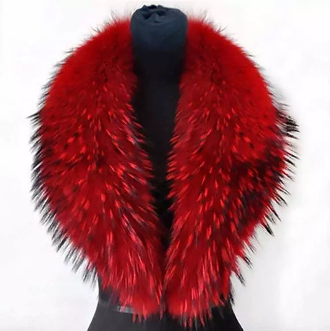 Glam Fur Collar