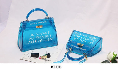 Travel to Wonderland Bag - boudoirnyc.com