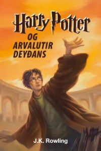 Harry Potter og arvalutir Deyðans
