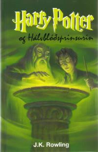 Harry Potter og Hálvblóðsprinsurin