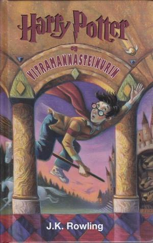 Harry Potter og vitramannasteinurin