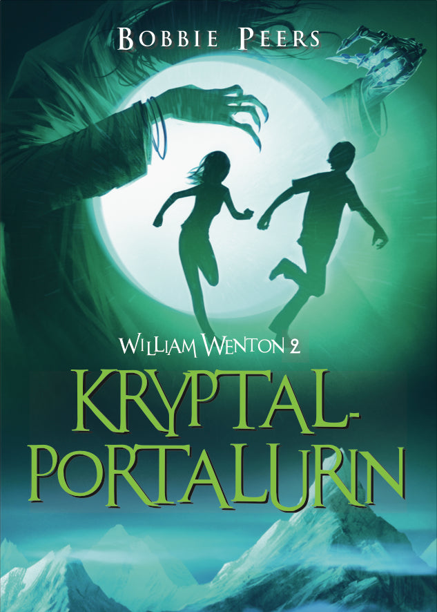 Kryptalportalurin. William Wenton 2