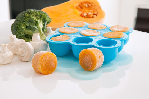 Baby Food Freezer Pods