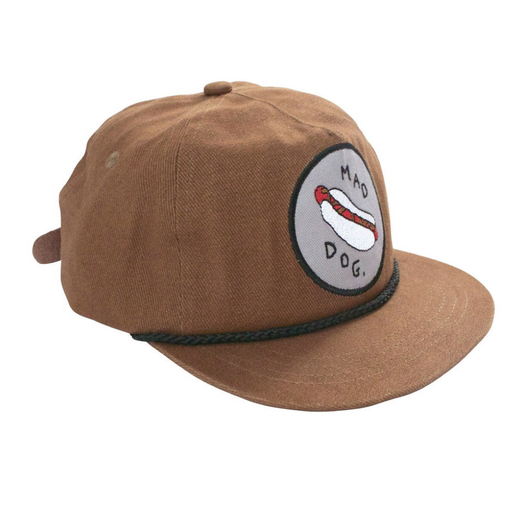 Mad Dog Tan Hat