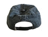 Black Acid Wash Hat