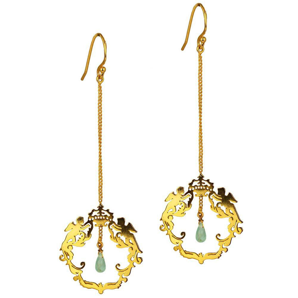 Army of Angels Earrings - Eina Ahluwalia