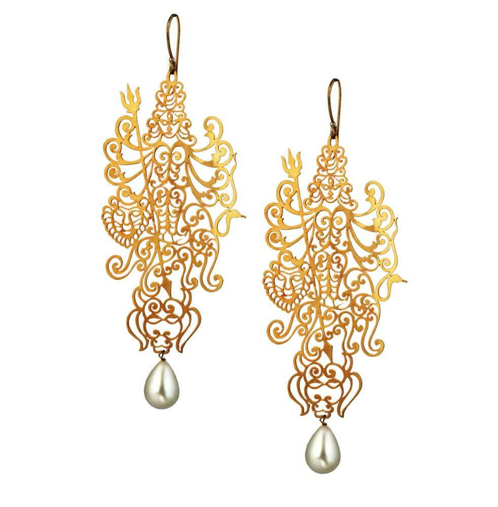 Durga Earrings - Eina Ahluwalia
