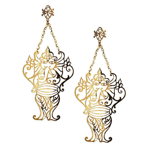Ganesh Earrings