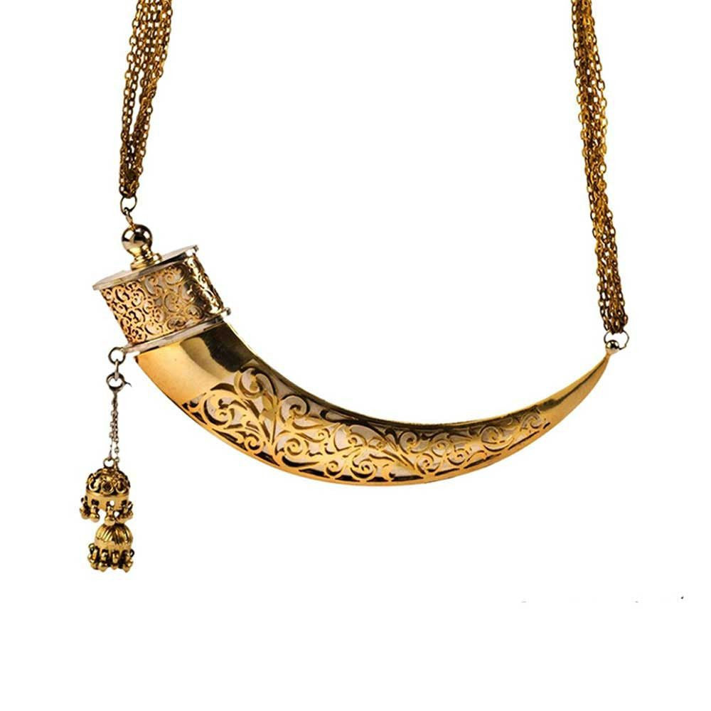Kirpan Necklace - Eina Ahluwalia