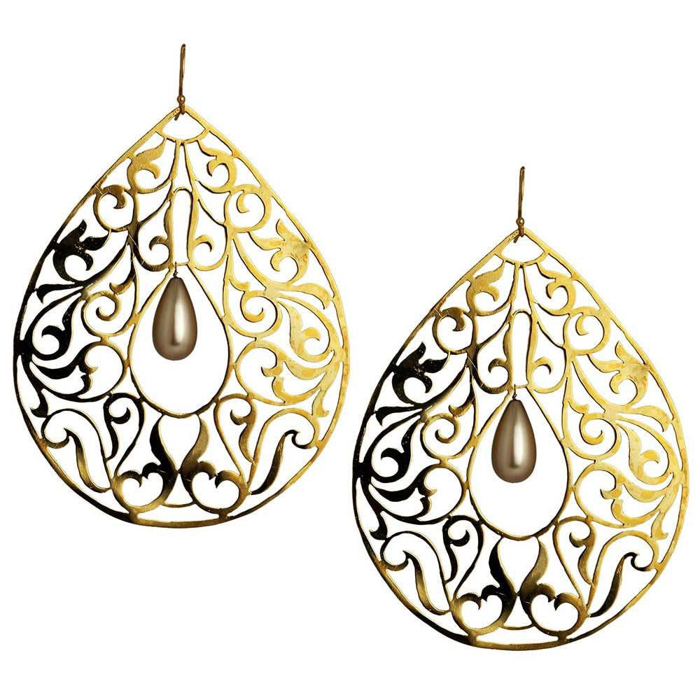 MQ Byzantine Earrings - Eina Ahluwalia