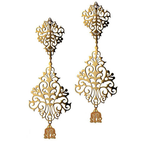 Rococo Chandelier Earrings