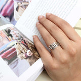 Respect Ring (Available in 3 colours) - Eina Ahluwalia