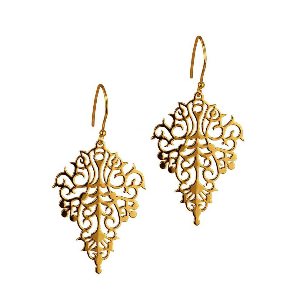 Mini Rococo Earrings - Eina Ahluwalia
