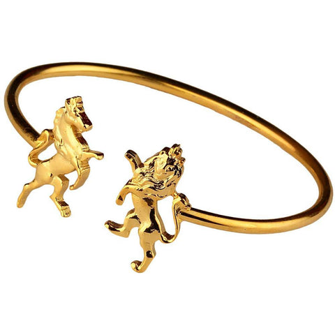 Warriors & Crusaders Bangle (Available in 3 colours)