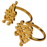 We Only Have Now Ring (Available in 2 colours) - Eina Ahluwalia
