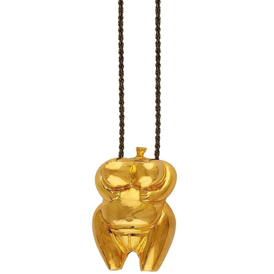 Venus of Hohle Fels Necklace - Eina Ahluwalia
