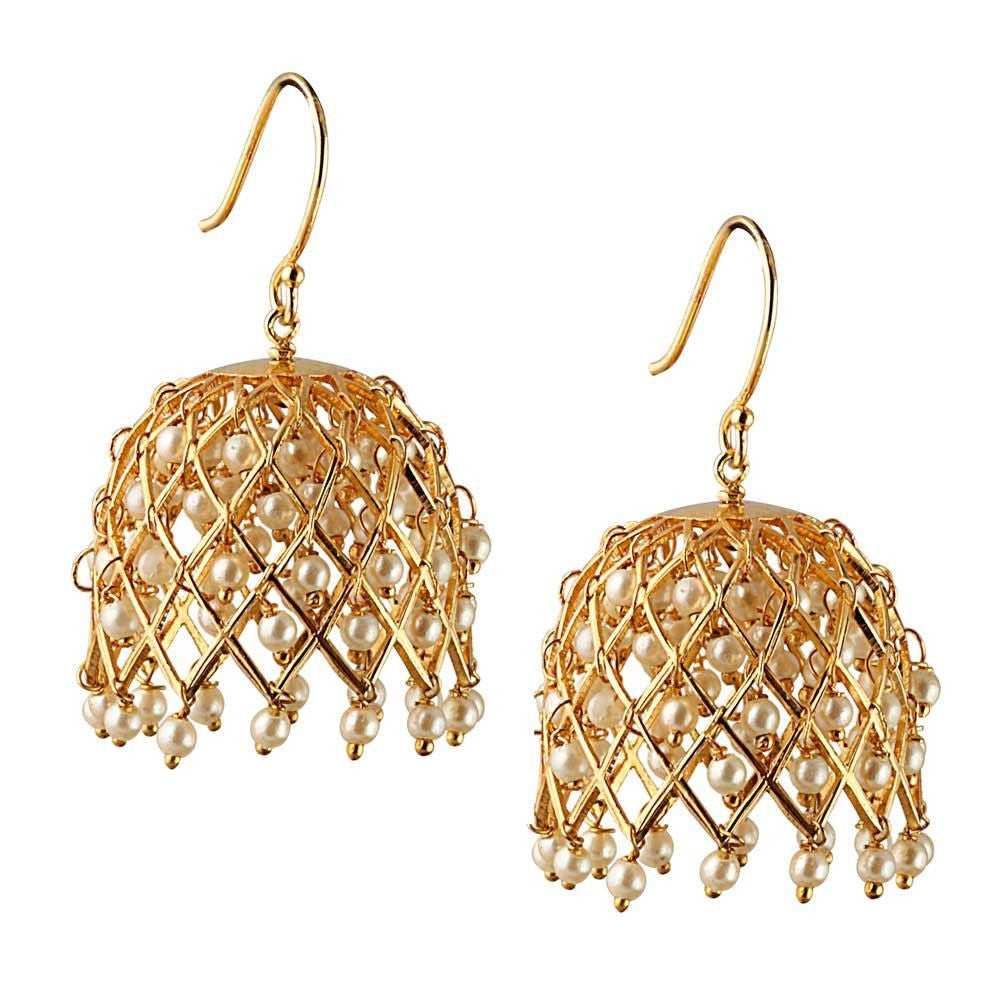 Argyle Earrings - Eina Ahluwalia