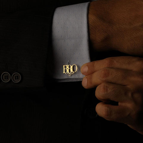 Cufflinks for Bro