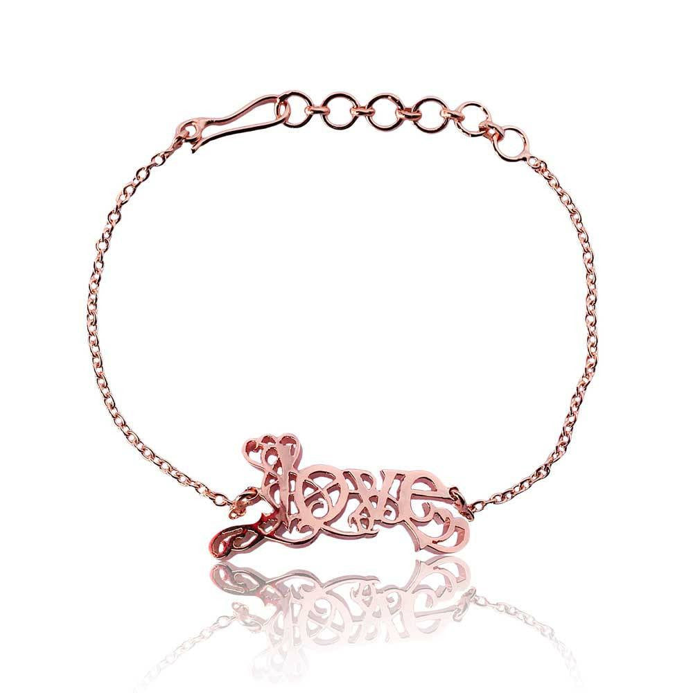 Classic Love Bracelet (Available in 3 colours) - Eina Ahluwalia