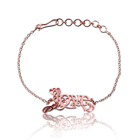 Classic Love Bracelet (Available in 3 colours)