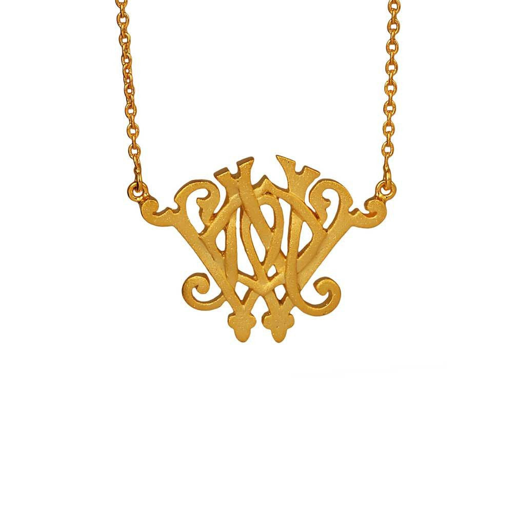We Only Have Now Necklace - Small (Available in 2 colours) - Eina Ahluwalia