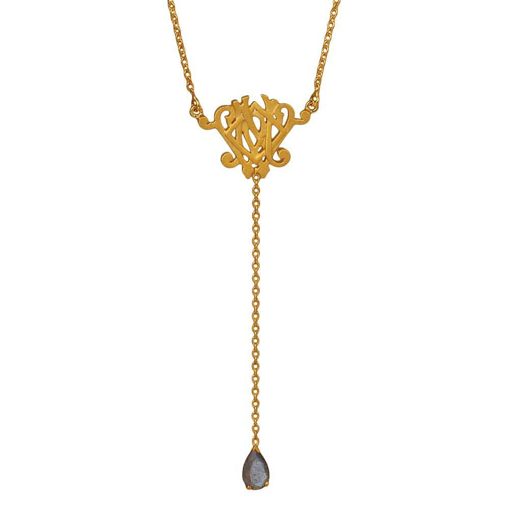 We Only Have Now Lariat (Available in 2 colours) - Eina Ahluwalia