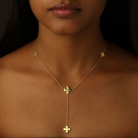 Medal of Valour Lariat (Available in 3 colours)