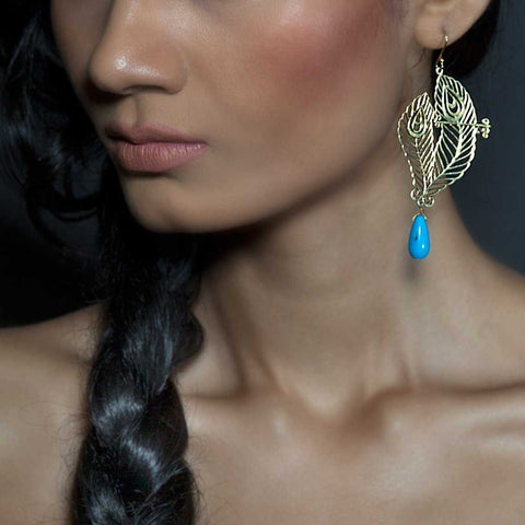 Krishna Earrings