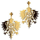 Fearless Earrings - Small - Eina Ahluwalia