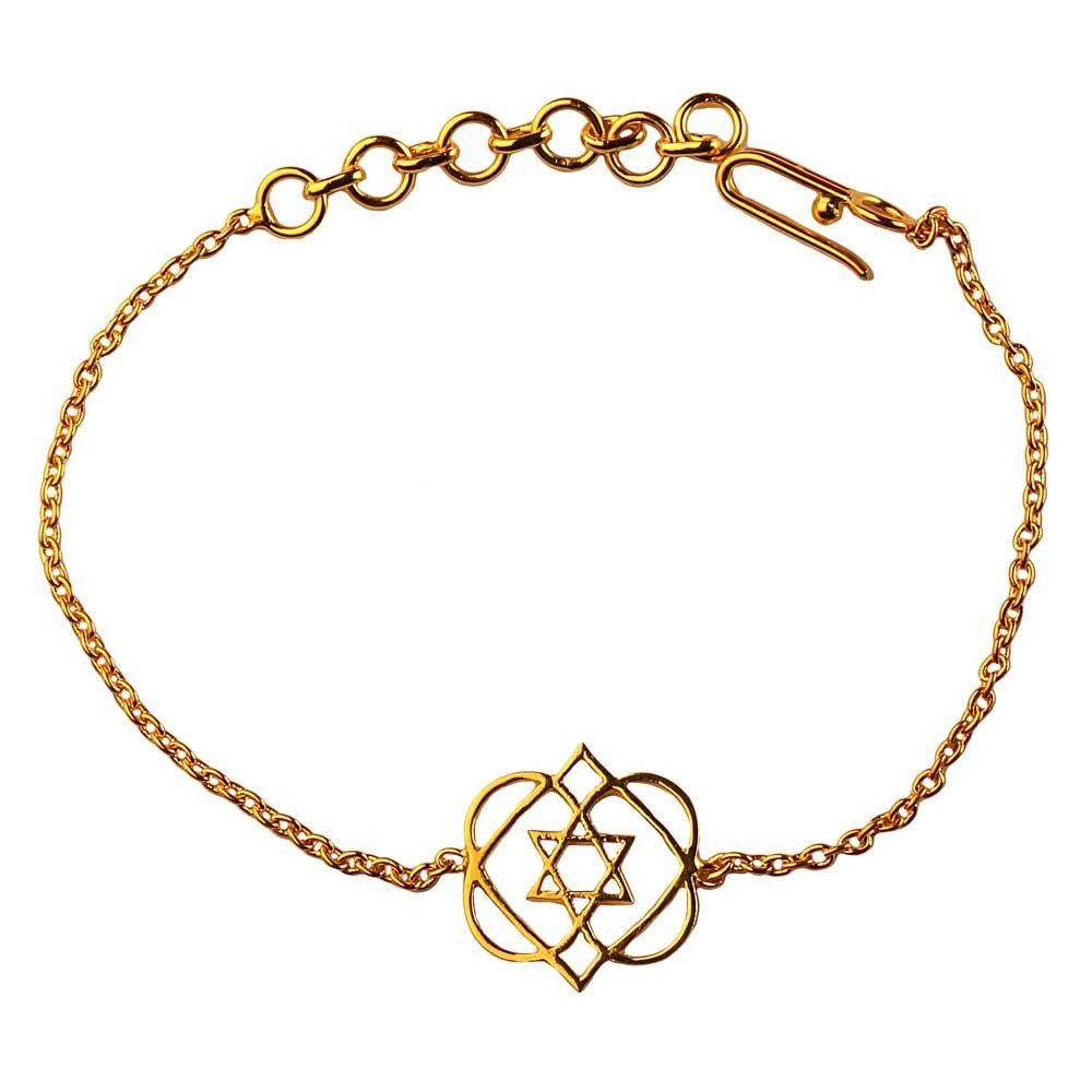 Lead From the Heart Bracelet - Eina Ahluwalia