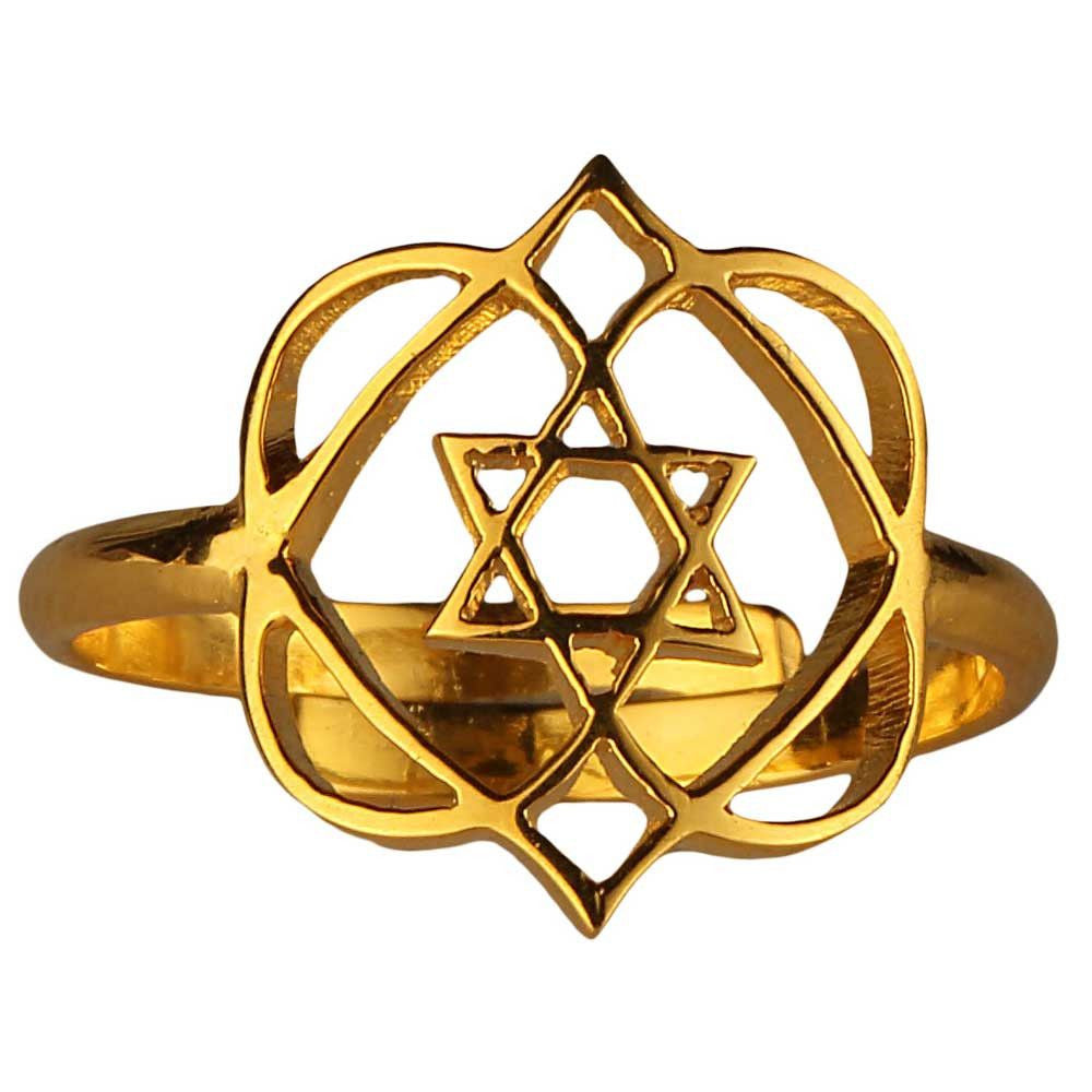 Lead From the Heart Ring - Eina Ahluwalia