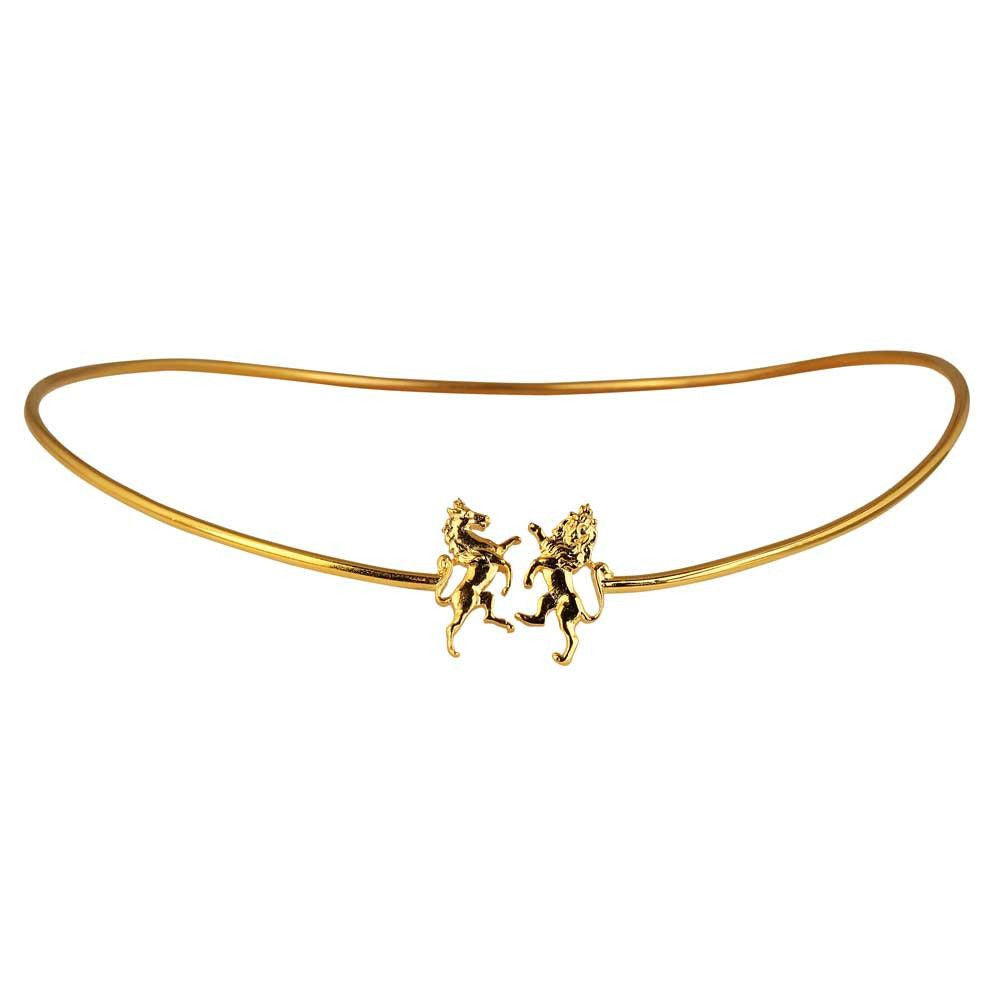 Warriors & Crusaders Choker (Available in 3 colours) - Eina Ahluwalia