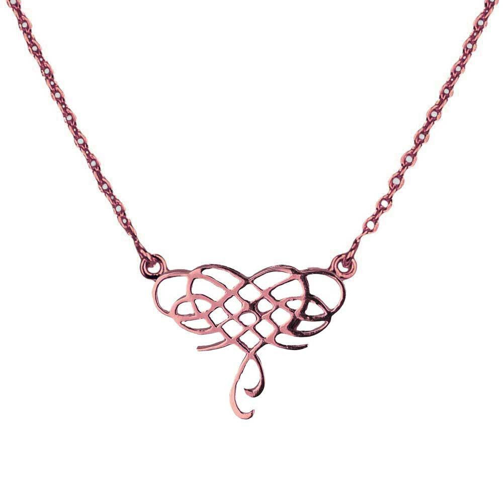 Infinite Love Necklace (Available in 3 colours) - Eina Ahluwalia