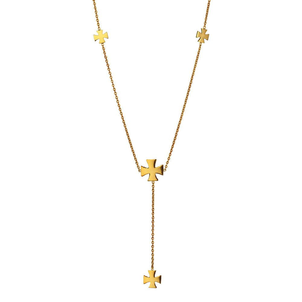 Medal of Valour Lariat (Available in 3 colours) - Eina Ahluwalia