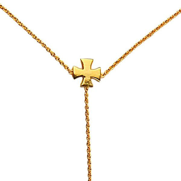 Medal of Valour Body Chain (Available in 3 colours) - Eina Ahluwalia