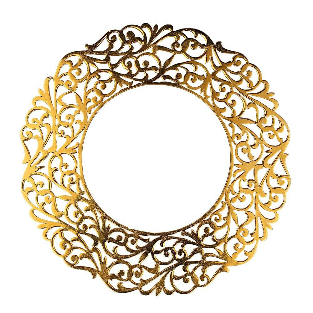 Sudarshan Chakra Bangle - Double - Eina Ahluwalia