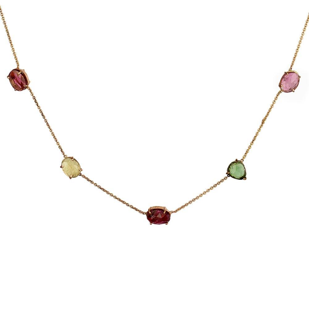 Transform Necklace - Tourmaline - Eina Ahluwalia