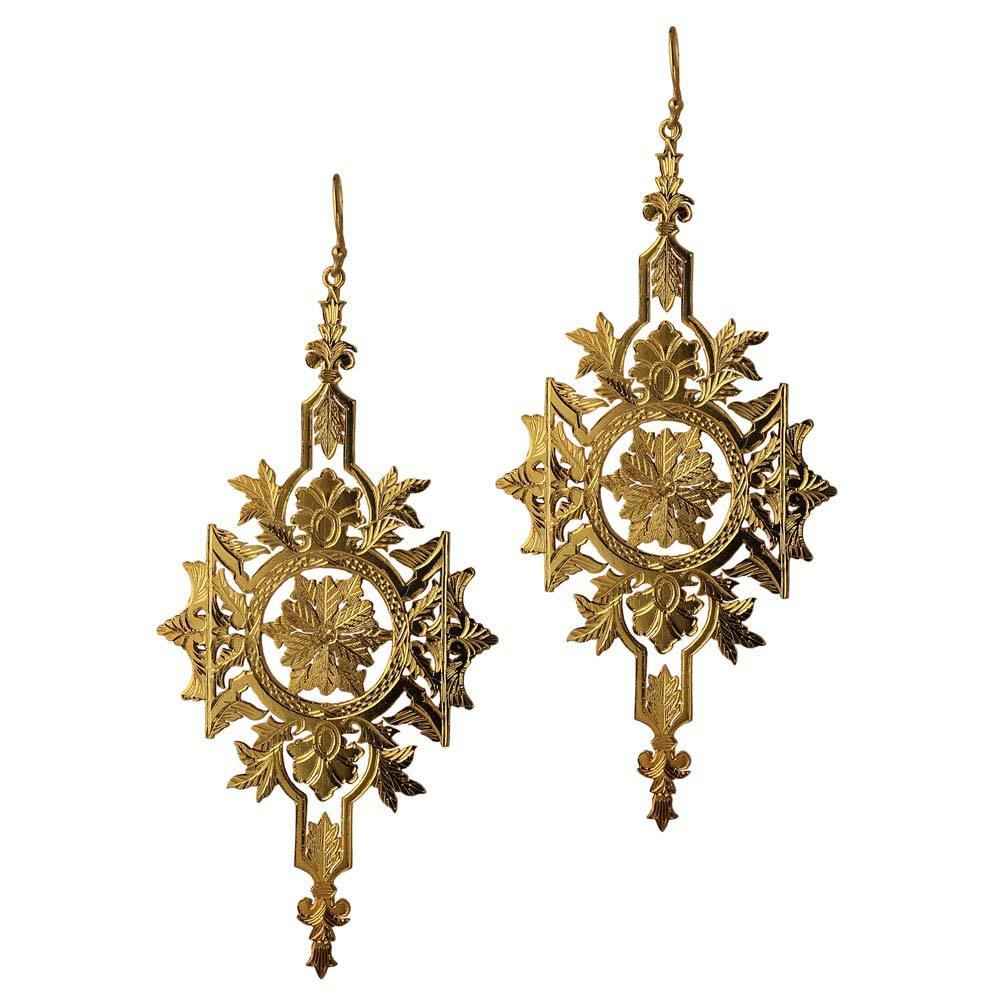 Sitara Earrings - Eina Ahluwalia