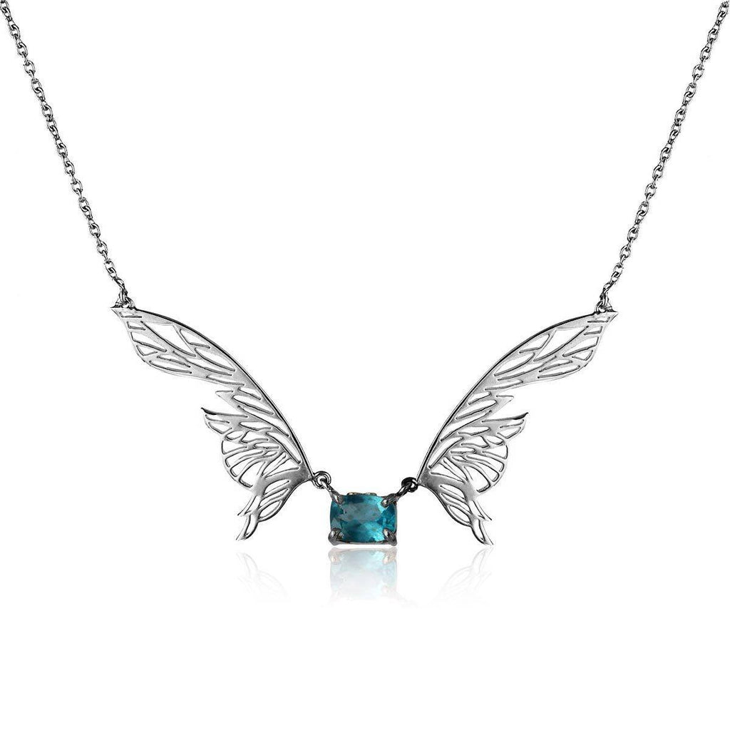 Soar Necklace - Apatite - Eina Ahluwalia