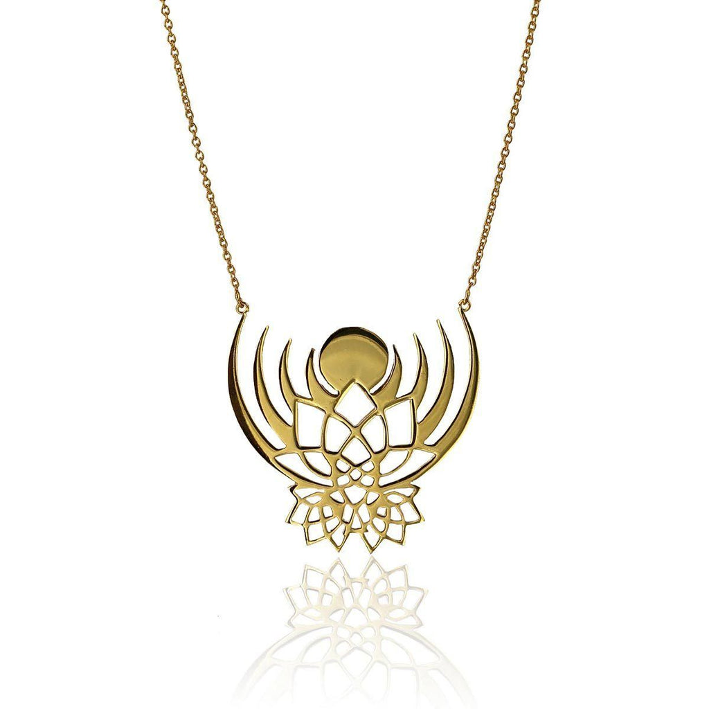 Crown of Selene Necklace - Eina Ahluwalia