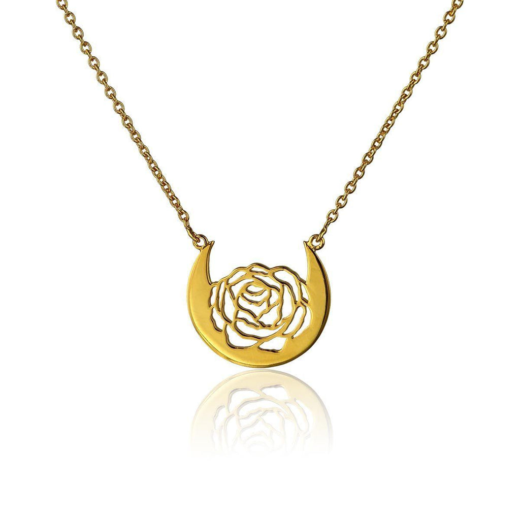 Celestial Bloom Necklace - Eina Ahluwalia
