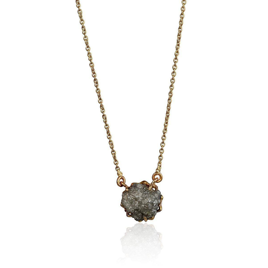Miracle Necklace - Reversible - Rough Diamond