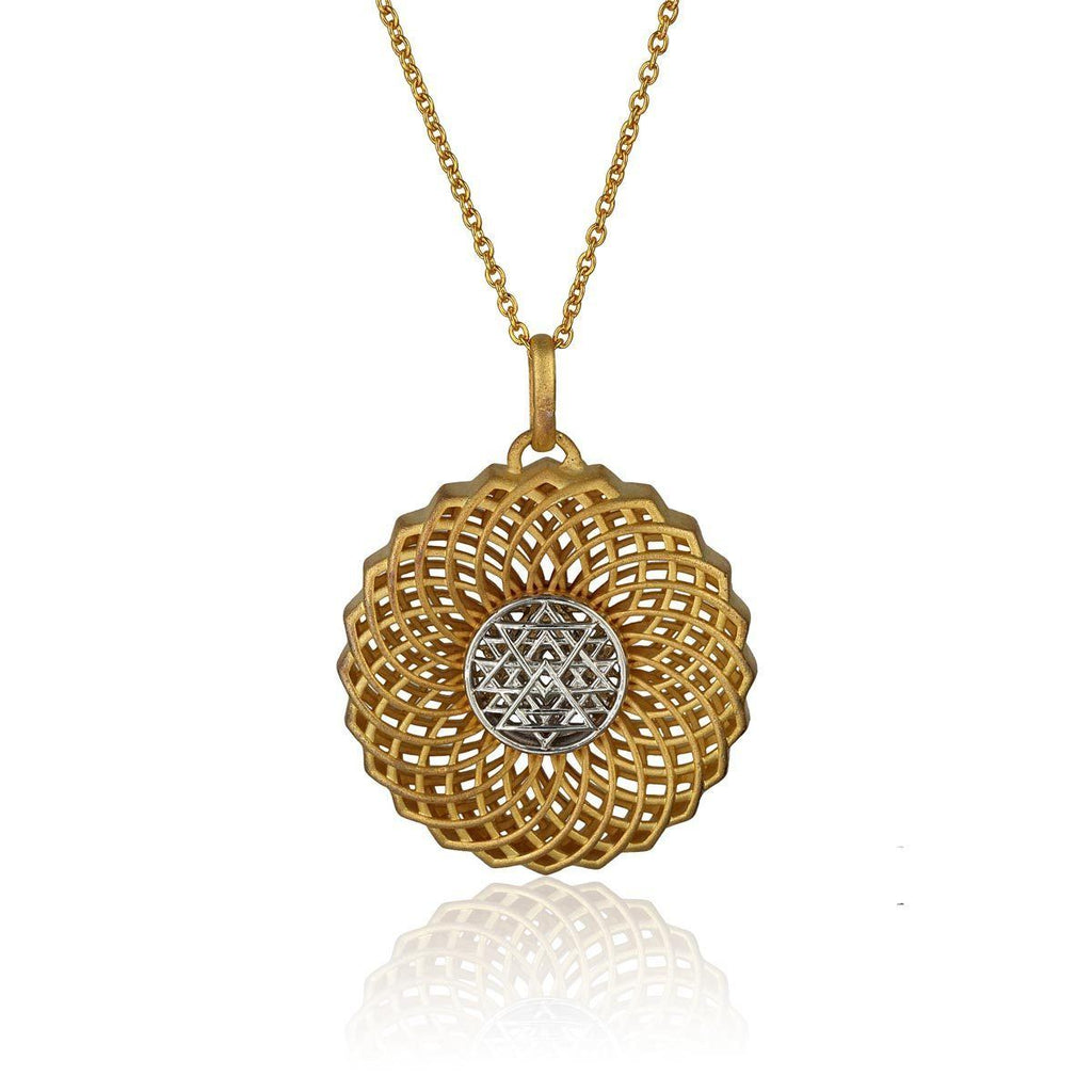 Heart of the Crown Pendant - Dual - Eina Ahluwalia
