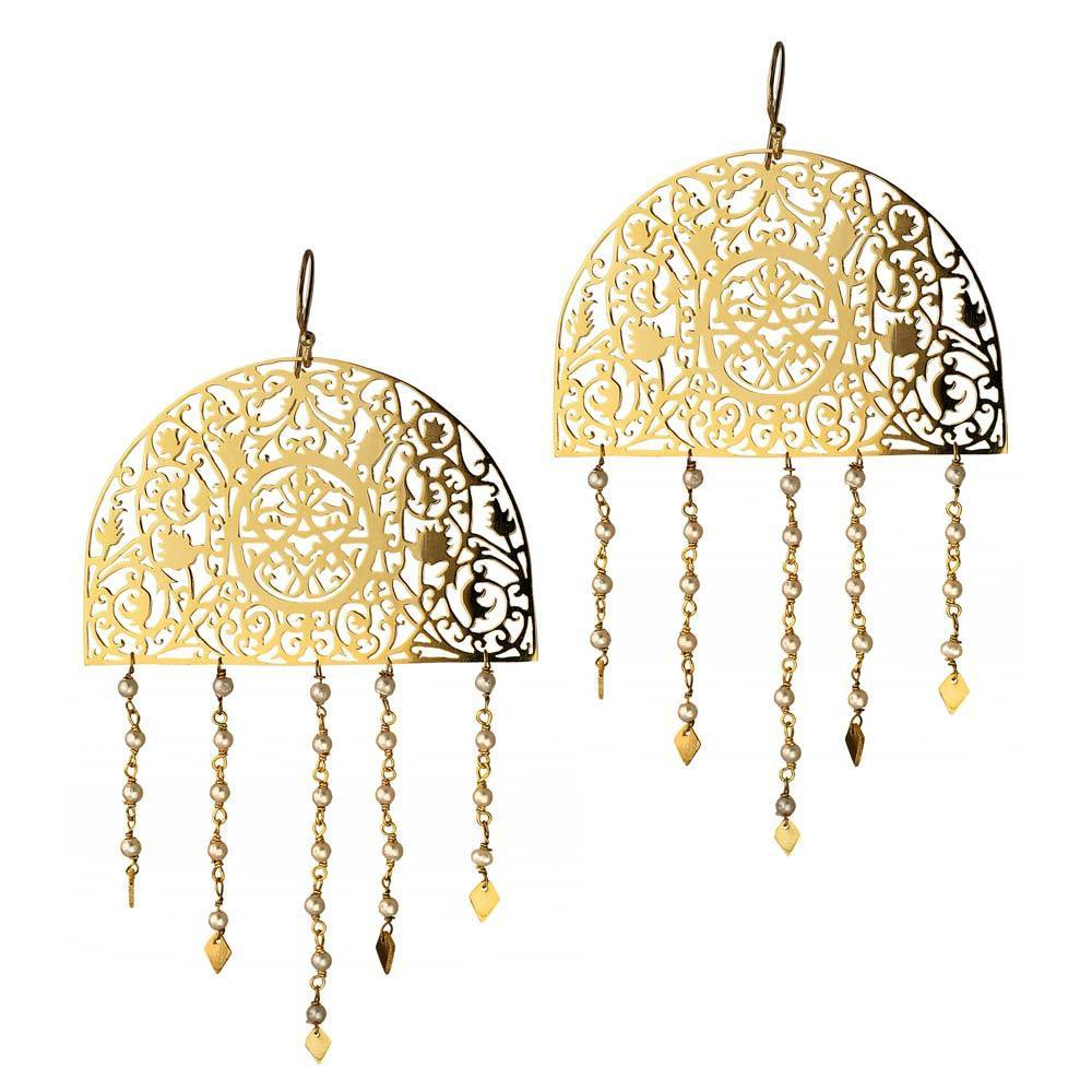 Aftab Earrings - Eina Ahluwalia