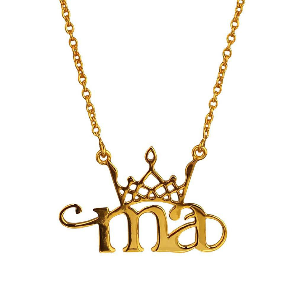Ma Necklace - English - Eina Ahluwalia
