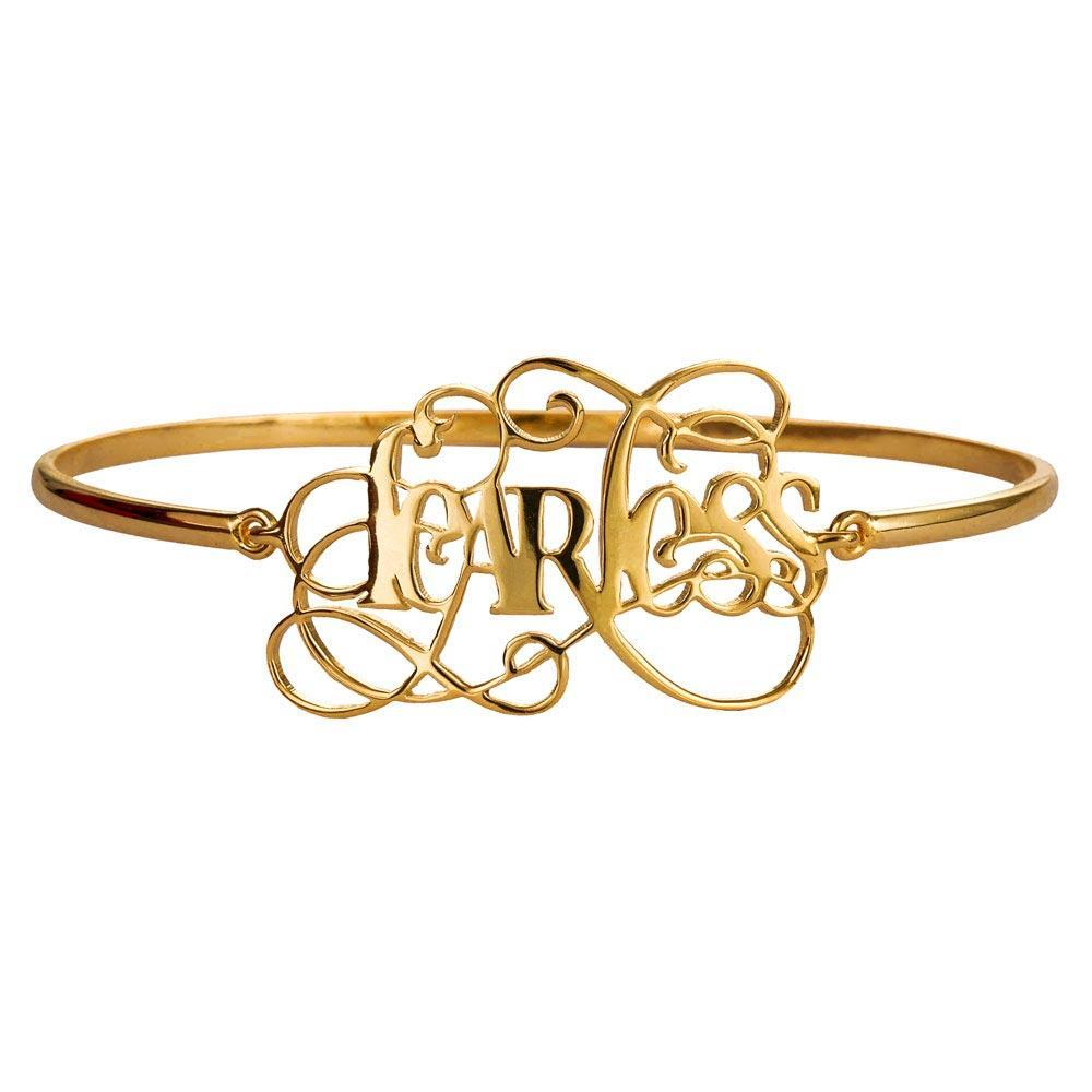 Fearless Bangle - Eina Ahluwalia