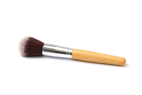 Vegan blender brush