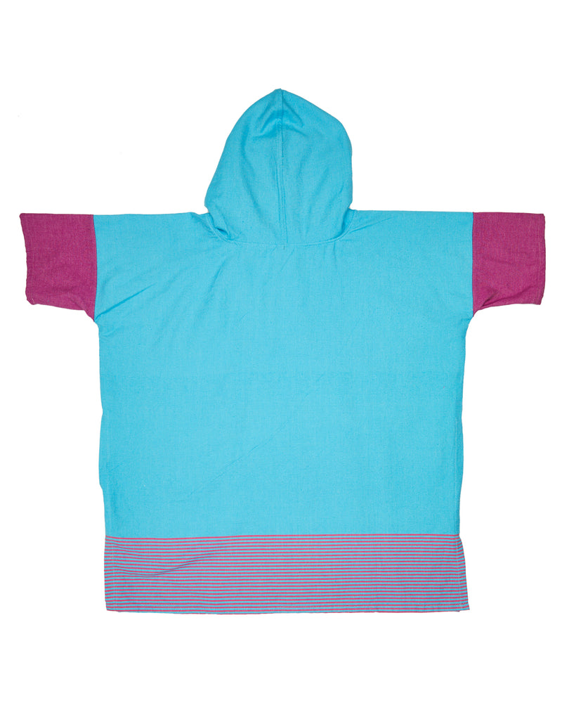 Burning Sky Kids Poncho