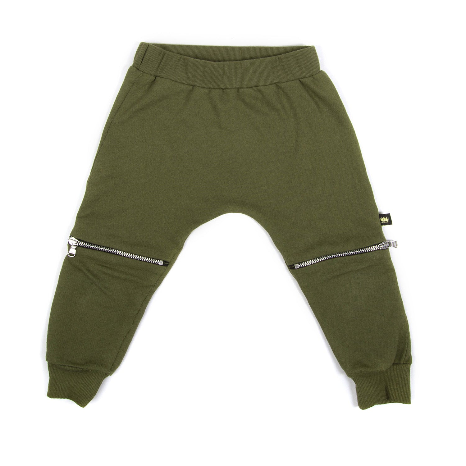 Double Zip Jogger - Kid Kong NYC