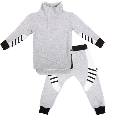 Racer Sweater + Jogger Set - Kid Kong NYC